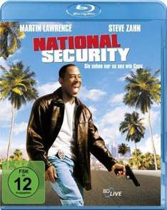 National Security [Blu-ray] für 3,95 € @ Amazon.de