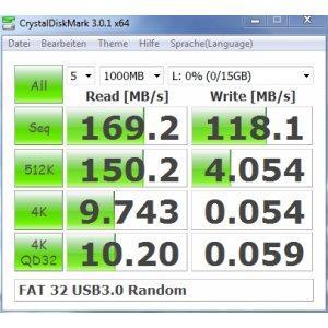 Lexar Triton JumpDrive 64GB USB-Stick USB 3.0