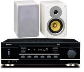 Stereo-Kombi: Sherwood RX-4109 und Dantax Pro 1