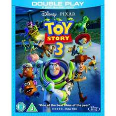 Toy Story 3 ~~~ (2-Disc Blu-ray + DVD) ~~~ 9,56 EUR (inkl. Versand) ~~~ amazon.co.uk