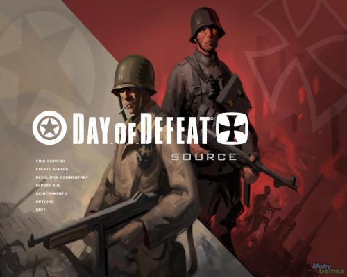 Day of Defeat: Source bei Steam für 2,49 €
