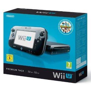 Wii U Premium Edition Amazon 333,-