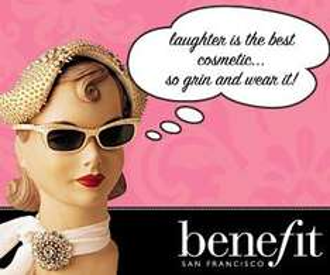[online] Sale bei Benefit Cosmetics, bis zu 50% Rabatt