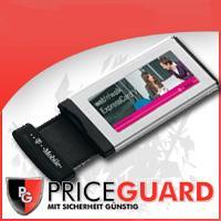Vorführgeräte: T-Mobile web'n'walk Express Card V (UMTS Karte für Laptops)