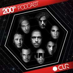 200th Podcast CLR enthält acht DJ-Mixe (u.a. Chris Liebing, DJ Emerson, etc.)