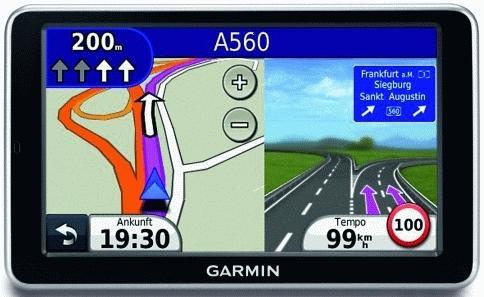 Garmin nüvi 150T mit Lebenslanges Karten-Update - bei ATU 135 €