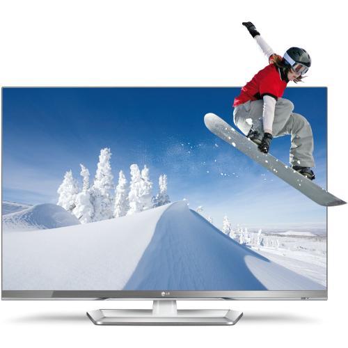 LG 42LM669S 107 cm (42 Zoll)  3D TV mit kostenlosem 3D Blu-rayplayer! ~100€ Ersparnis @Amazon