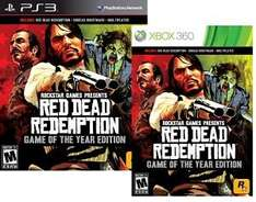Red Dead Redemption Game of the Year Edition PS3/Xbox360 für 15€ saturn