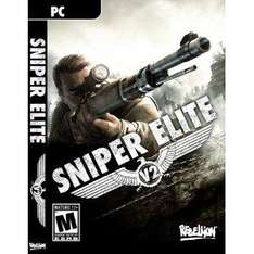 [Steam] Sniper Elite V2 Uncut @ amazon.com für 9,47 €