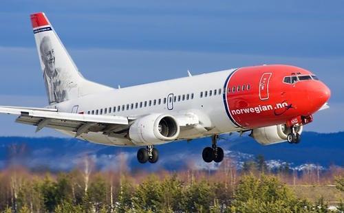 ONE-WAY-Flüge mit Norwegian nach und innerhalb Norwegens inkl. Spitzbergen