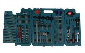 [ebay WOW] Makita 252-tlg. Werkzeugsortiment für 49,90€