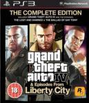 GTA IV Complete Edition (PS3) für 17,38 Euro inkl. Versand