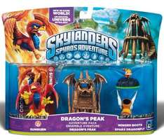 Skylanders Dragons Peak Adventure Pack @MyToys für 19,99€ + Versand