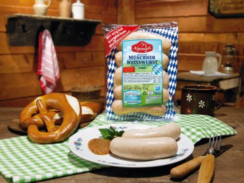 Alpengut Münchner Weißwurst