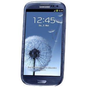 Samsung Galaxy S3 blau für 389,- bei Saturn Berlin [Versand]