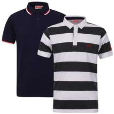 [UK] 2er Pack Men's Penn Polos ca. 8,40€ inkl. Versand