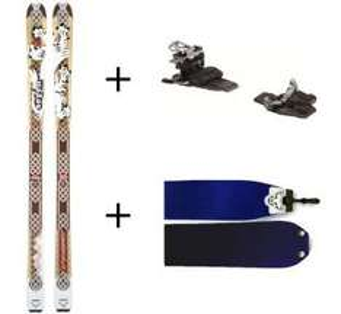 Dynafit Skitouren-Kombi: Seven Summits + TLT Radical 7S + Speedskin Statt 1050€ für 599 Euro