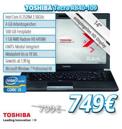Toshiba Tecra R840-109