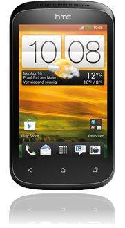 BASE (online): HTC Desire C (schwarz)