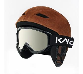 KAMO Ski- und Snowboardbrille, schwarz  € 7,95