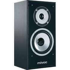 Mivoc RB 105MKII Regal-Lautsprecher 2er Set @ Conrad.de