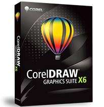 CorelDRAW® Graphics Suite X6 + 100€ Cashback + 14,52€ Qipu @ Alternate.de