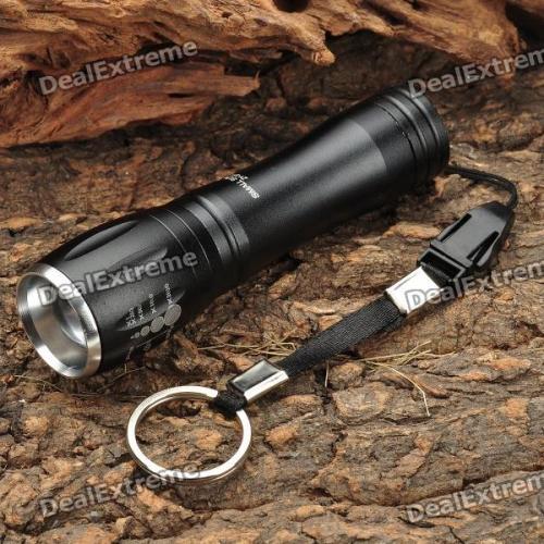 Taschenlampe mit 120lm für 4,74€ incl. Versand (aus China)