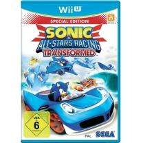 [voelkner.de] Wii U Sonic All-Stars Racing Transformed - Limited Edition