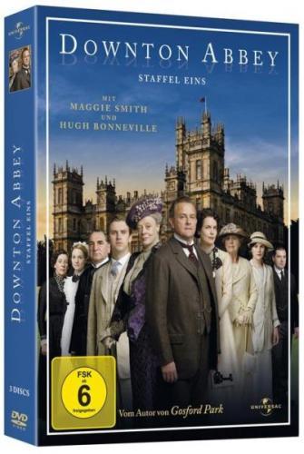 Downton Abbey - Staffel 1 (3 DVDs)