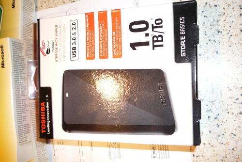 [LOKAL] MM Waltersdorf -Toshiba 1 TB 2,5 Zoll USB 3.0   HDTB110EK3BA
