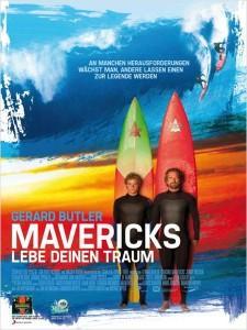 Kostenlos ins Kino zu: Mavericks (5 Städte)