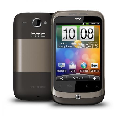 HTC Wildfire für 99,- + kostenloser Versand