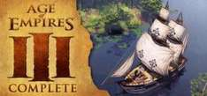 [Steam] Age of Empires III Complete Collection