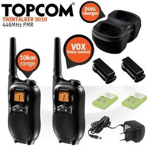 Topcom Twintalker 5010 mit 10 km Reichweite @ iBood