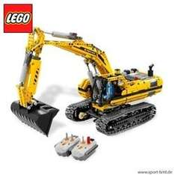 Lego Technic Raupenbagger 8043