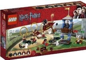 LEGO Harry Potter 4737 - Quidditch-Turnier für 25,99€ @ Thalia