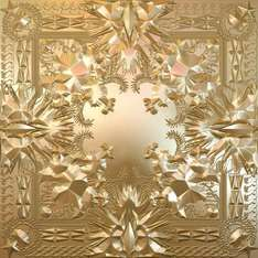 Jay Z & Kanye West - Watch The Throne [Explicit] [+Digital Booklet]