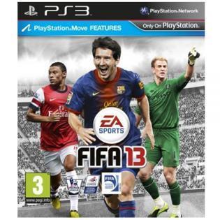 Wieder da! FIFA 13 [PEGI] für die PS 3 für 33€ inkl. Versandkosten @ Redcoon