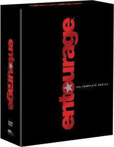 [TheHut] Entourage Box - Seasons 1-8 DVD *ENGLISCH*