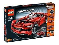 Lego Technic Super Car (8070) @ Amazon.fr  - Idealo 93,89€