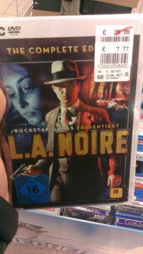 PC La Noire Complete Edition 7.77