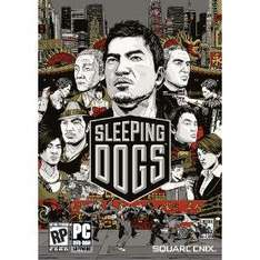 [Steam Key, Amazon.com] Sleeping Dogs (uncut!)