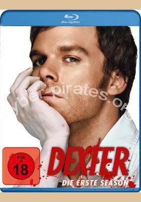 Dexter BLU-RAY Staffel 1-4 je 17,99€