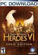 [UPLAY] Heroes of Might & Magic 6 VI Gold bei Gamersgate.co.uk