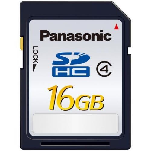 [Lokal MM Wetzlar] 16GB SD Karte für 6,00 € (Panasonic SDHC 16GB Class 4)