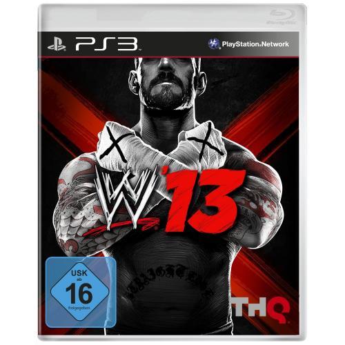 WWE 13 (PS3)