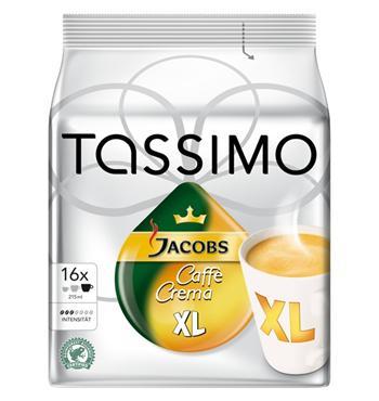 [Offline] Tassimo Caffè Crema XL / Latte Macchiato ab Montag für 3,99 bei REWE