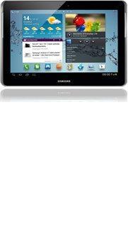 Samsung Galaxy Tab 2 10.1 WIFI, titanium-silber, bei BASE ohne Vertrag