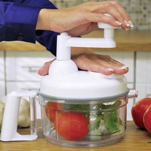 "Multifunktionsküchengerät ""Chefdini"" für 29,95 bei REAL"