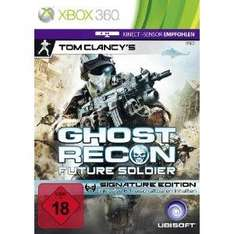 Tom Clancy's Ghost Recon: Future Soldier PS3 und Xbox 360 @ Saturn Super Sunday für je 15,00 EUR